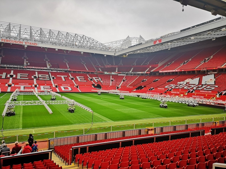 A Level - Business Studies - Manchester United Trip